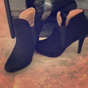 Bella Marie Stiletto Booties